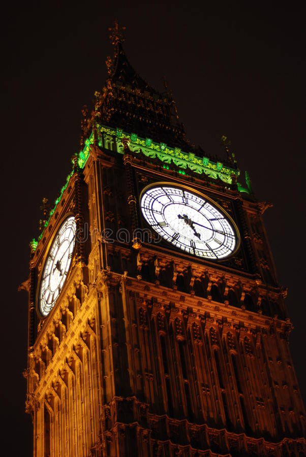Download Big Ben In The Evening Stock Photo - Image: 17970310
