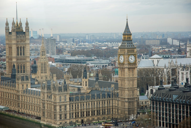 Download Big Ben And Houses Of Parliament Stock Images - Image: 8962244