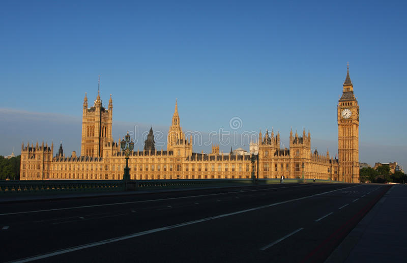 Download Big Ben And Houses Of Parliament In London Stock Photo - Image: 20228398