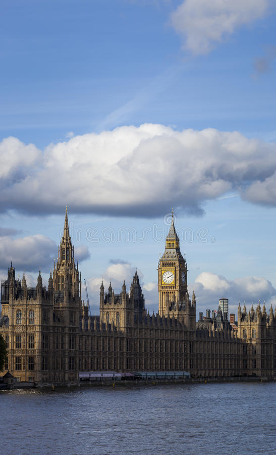 Download Big Ben And Houses Of Parliament, London Stock Photo - Image: 29159796