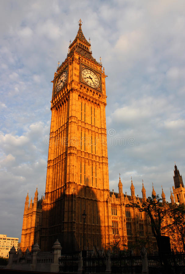 Free Big Ben In London Stock Image - 10121461