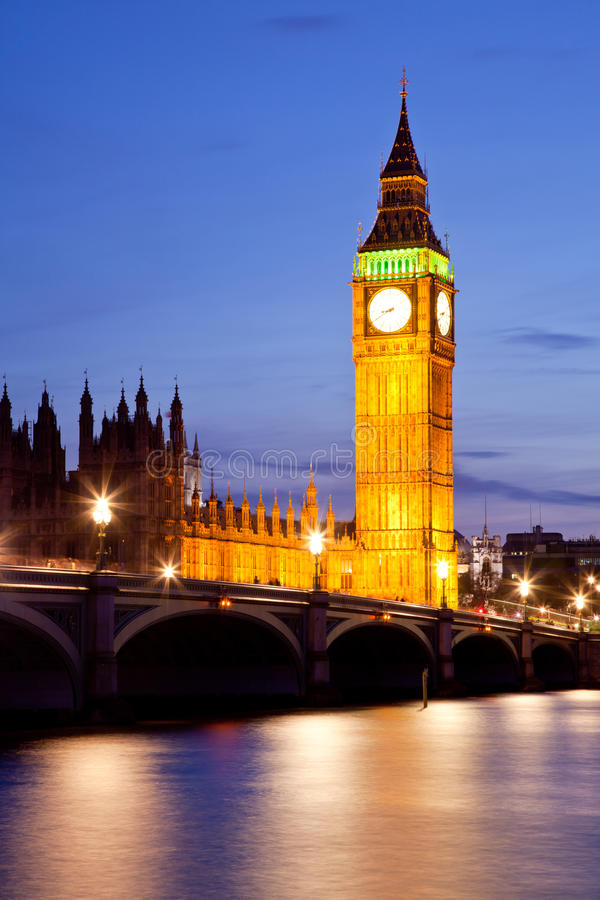Free Big Ben Londion Royalty Free Stock Image - 26573106