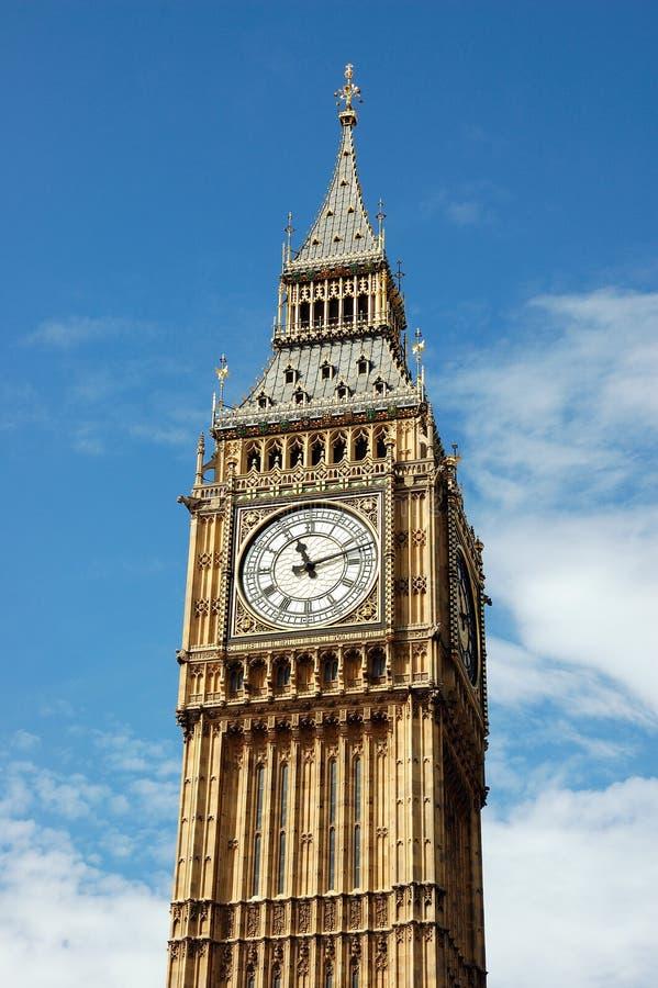 Big Ben London lizenzfreie stockbilder
