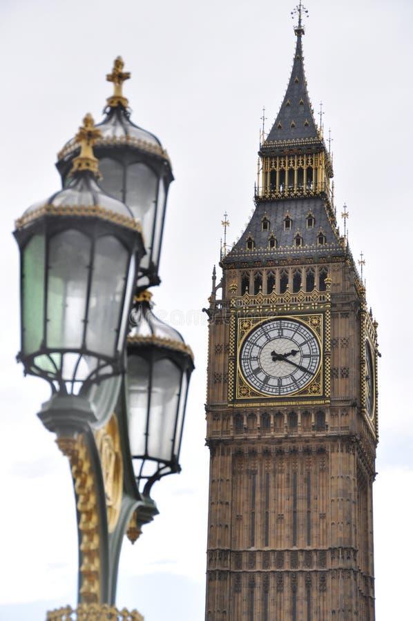 Big Ben in London royalty free stock photo
