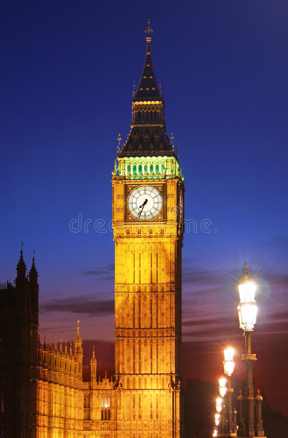 Download Big Ben in London stock image. Image of england, british - 21508729