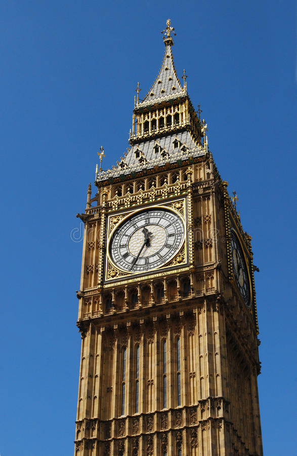 Download Big Ben in London stock photo. Image of building, kingdom - 21756356
