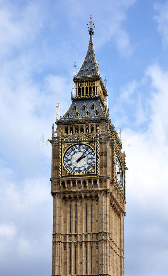 Download Big Ben, London Stock Photography - Image: 23721652