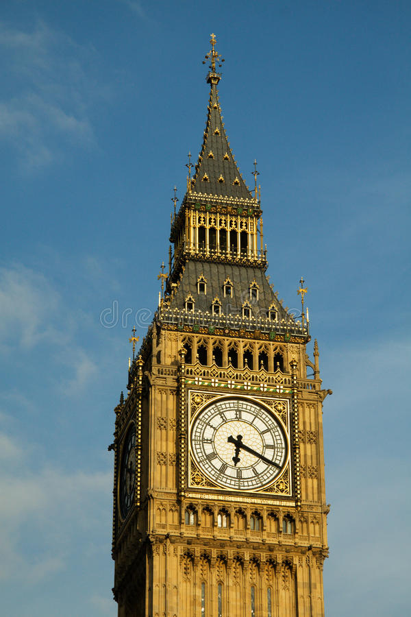Download Big Ben in London stock photo. Image of ancient, parliament - 26160462