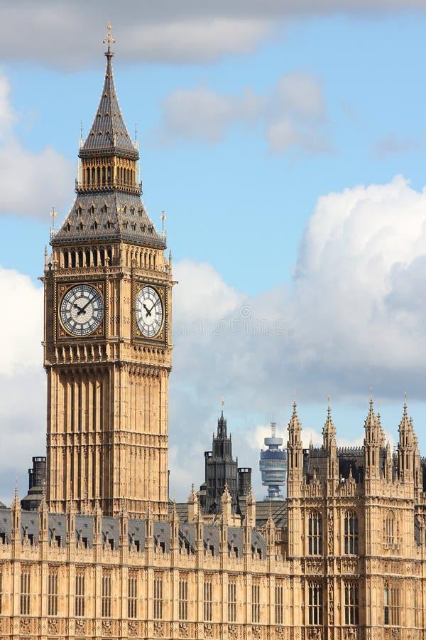 Download Big Ben, London stock photo. Image of kingdom, tower - 26910176