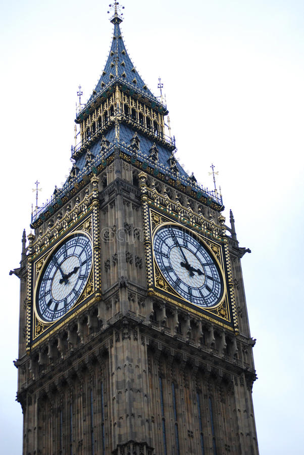 Download Big Ben London stock photo. Image of aged, great, monument - 27807342