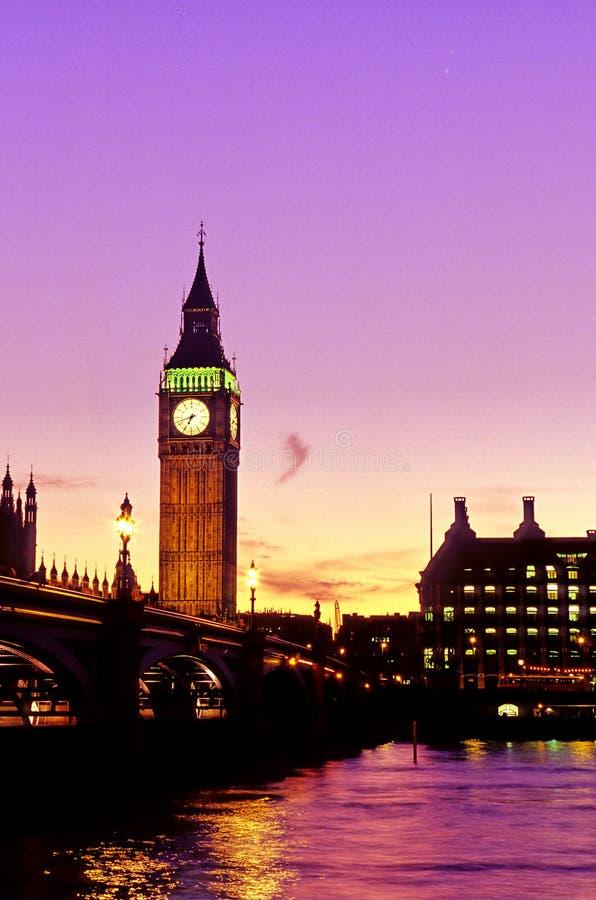 Big Ben London lizenzfreies stockbild