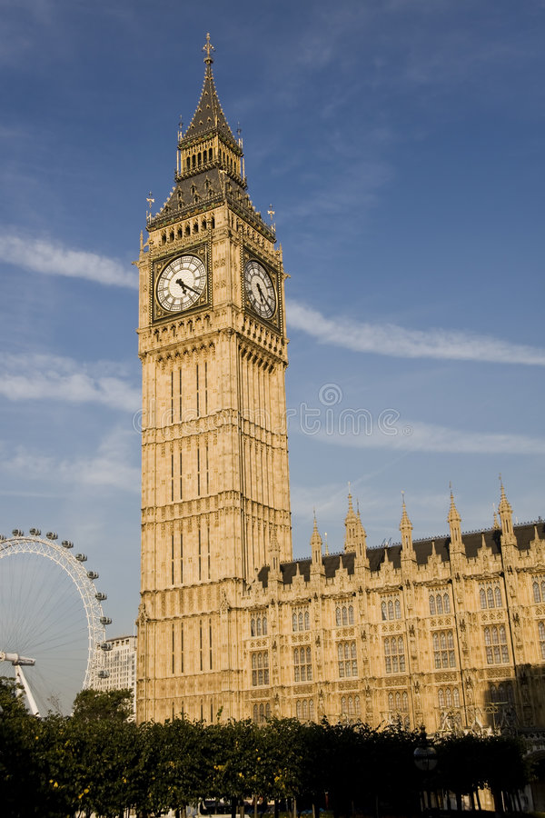 Download Big Ben, London stock image. Image of culture, architecture - 6552177