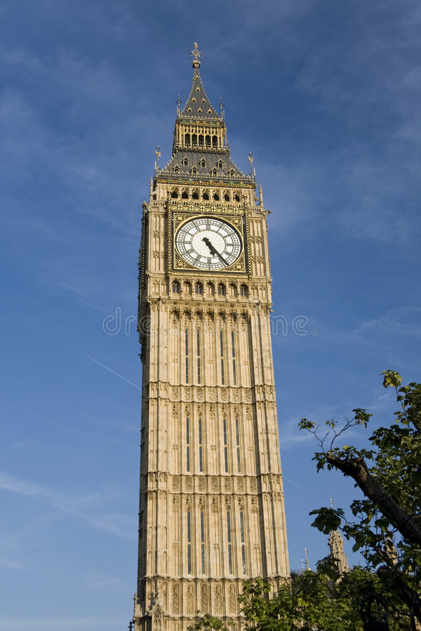 Download Big Ben, London Stock Photography - Image: 6572572