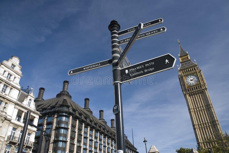 Big Ben - London lizenzfreies stockfoto