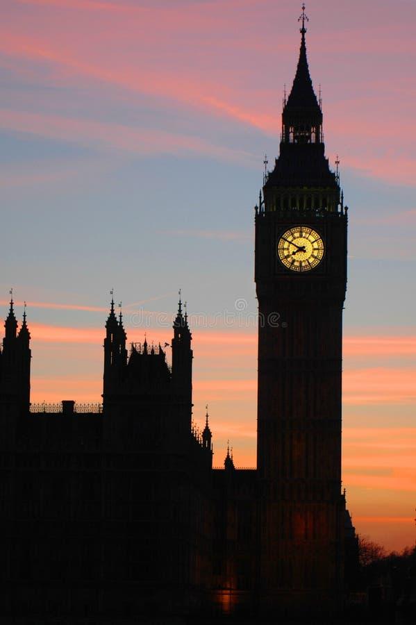 Big Ben, London, England royalty free stock image