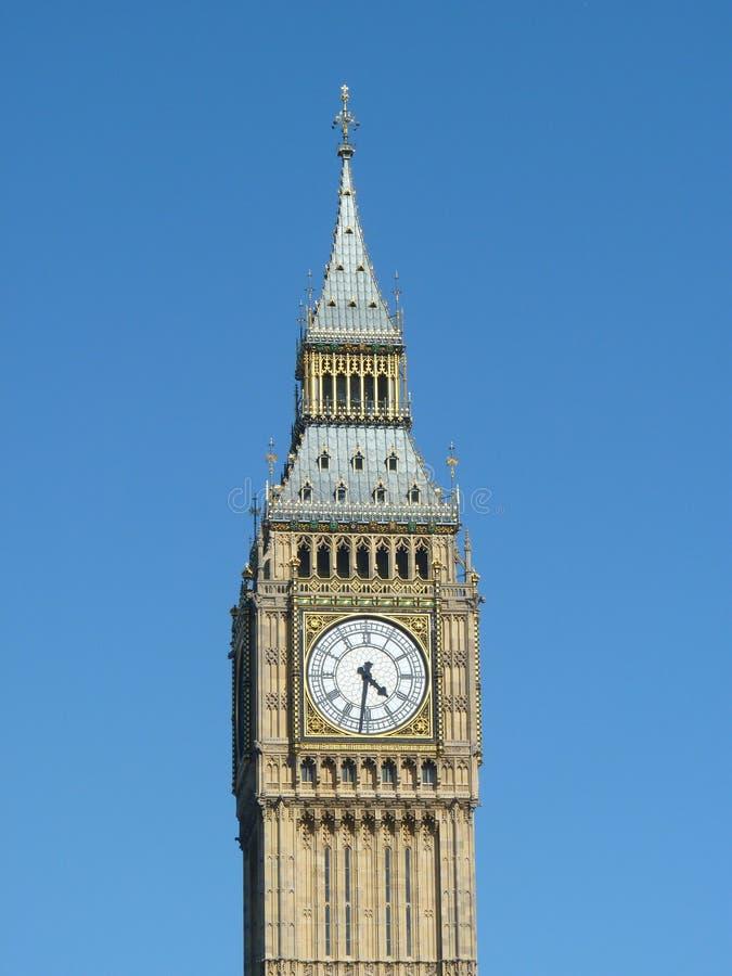 Big Ben - London, England royalty free stock image