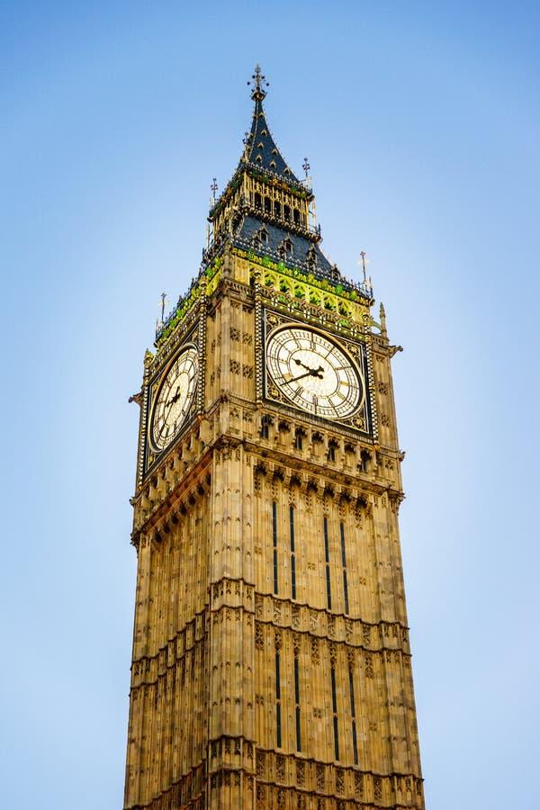 Big Ben, London, England, the UK. stock photo