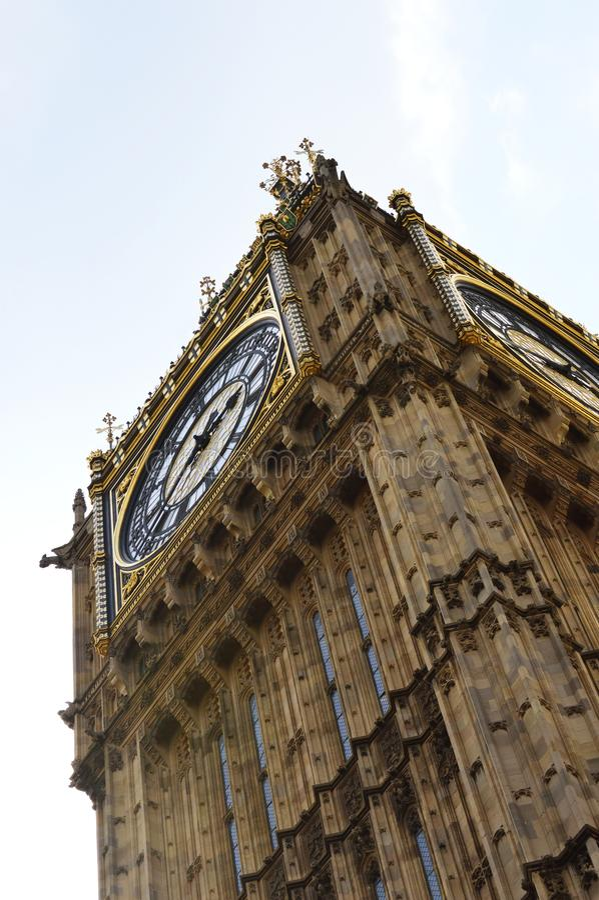 Big Ben, London, Great Britain royalty free stock photography