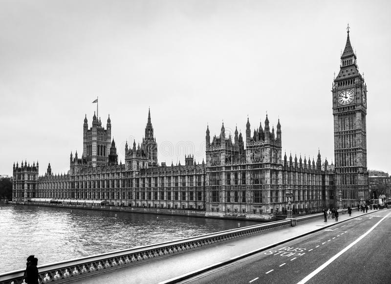 Big Ben, London, Großbritannien. stockbilder
