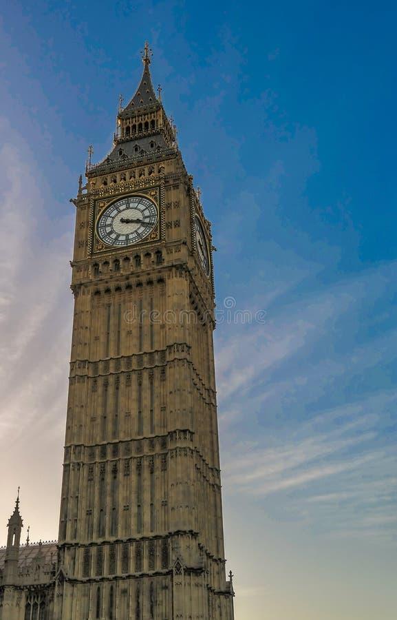 Big Ben London, UK obrazy stock