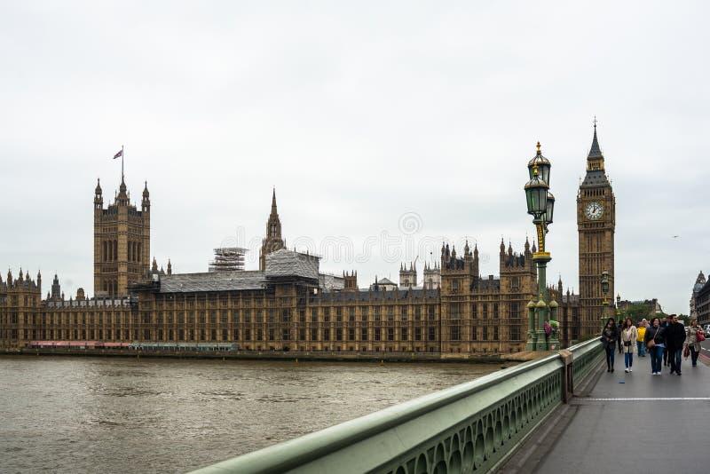 Big ben, London. Big ben, in London, UK stock photos