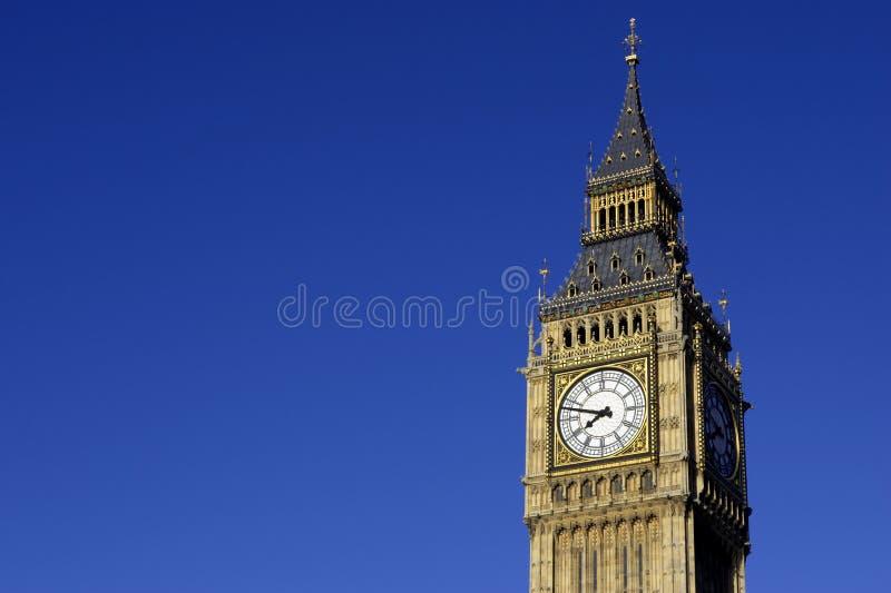 Big Ben londong Großbritannien stockbild
