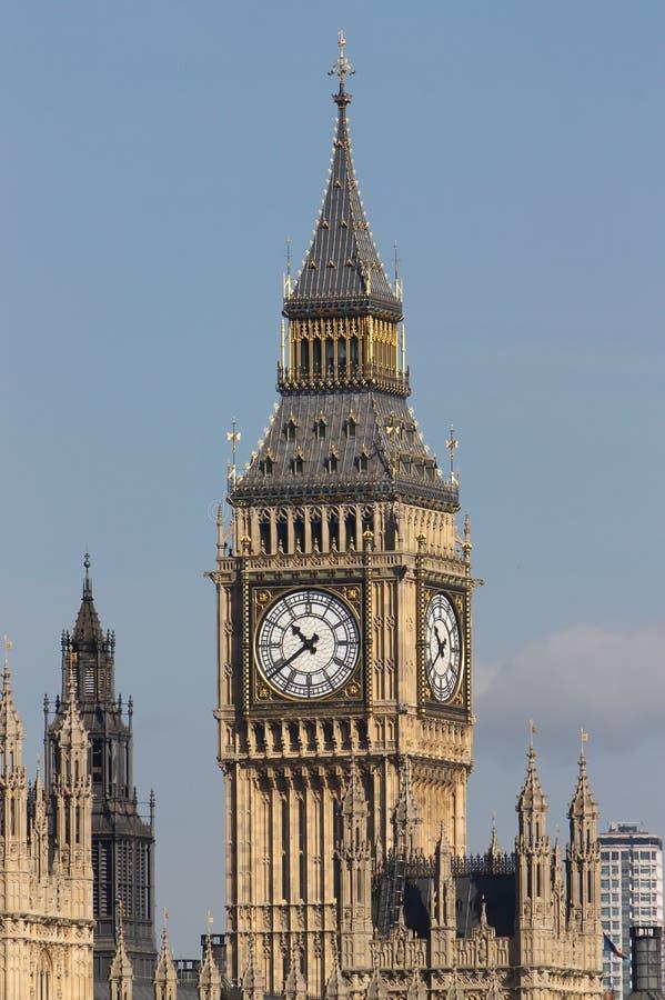 Big Ben, Londono imagen de archivo libre de regalías