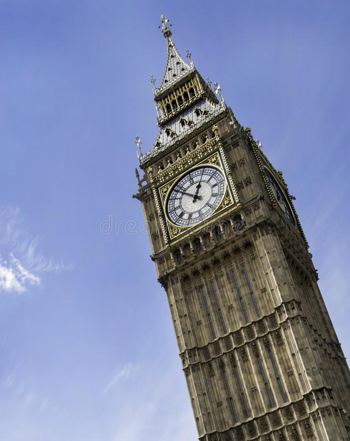 Big Ben a Londra immagine stock