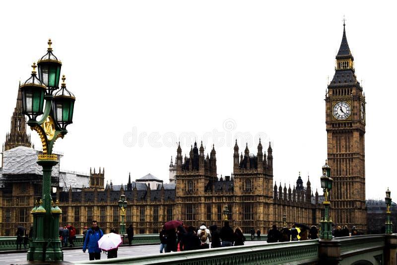 Big Ben, Londyn fotografia stock