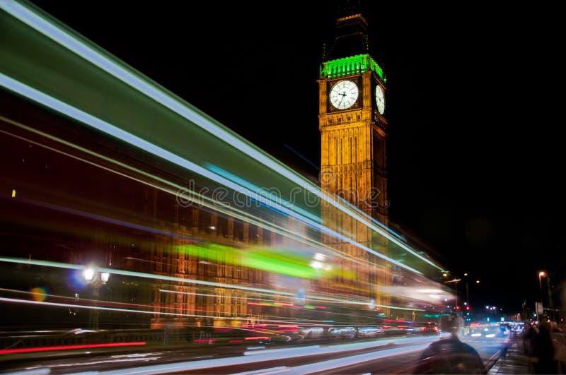 Download Big Ben at night stock photo. Image of english, night - 20049978