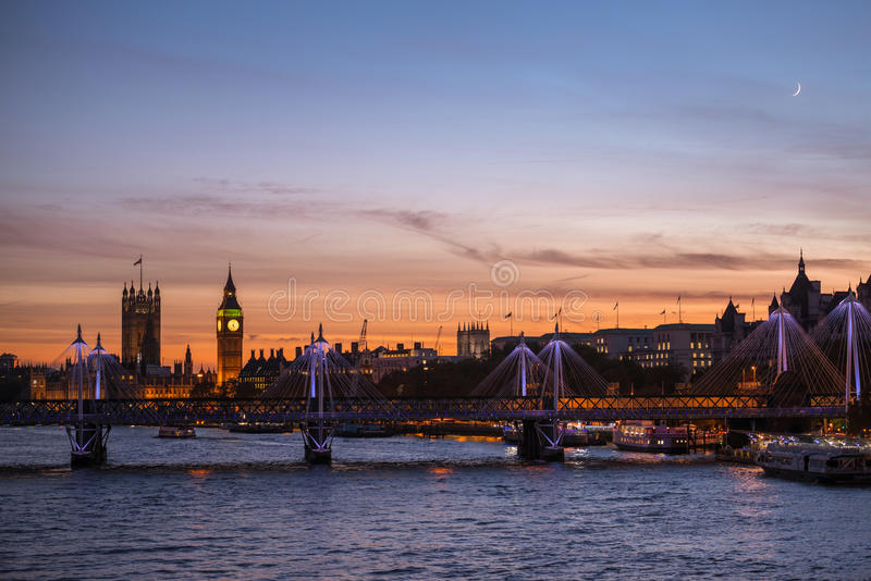 Big Ben opactwo abbey i wierza obrazy royalty free