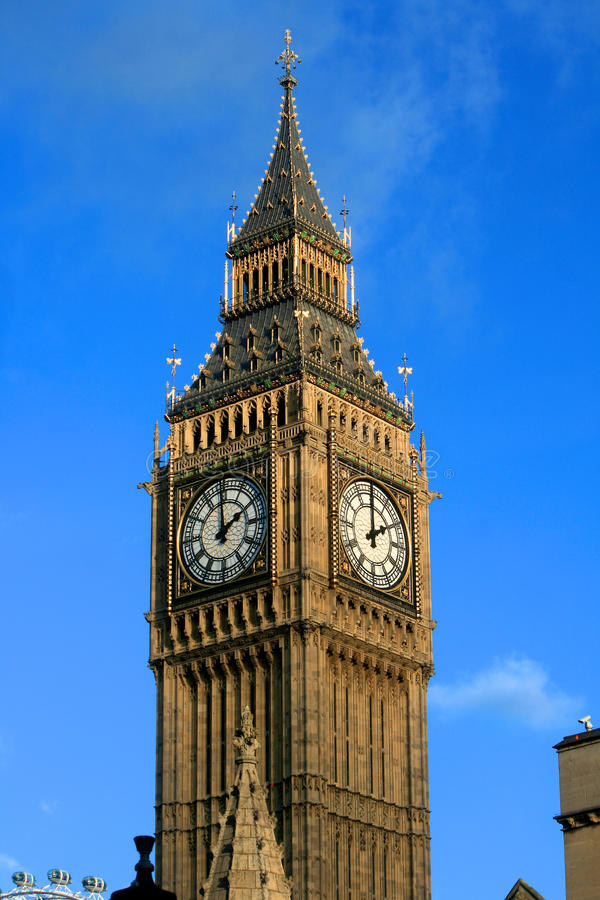 Download Big Ben and Parliament stock image. Image of heritage - 22999865