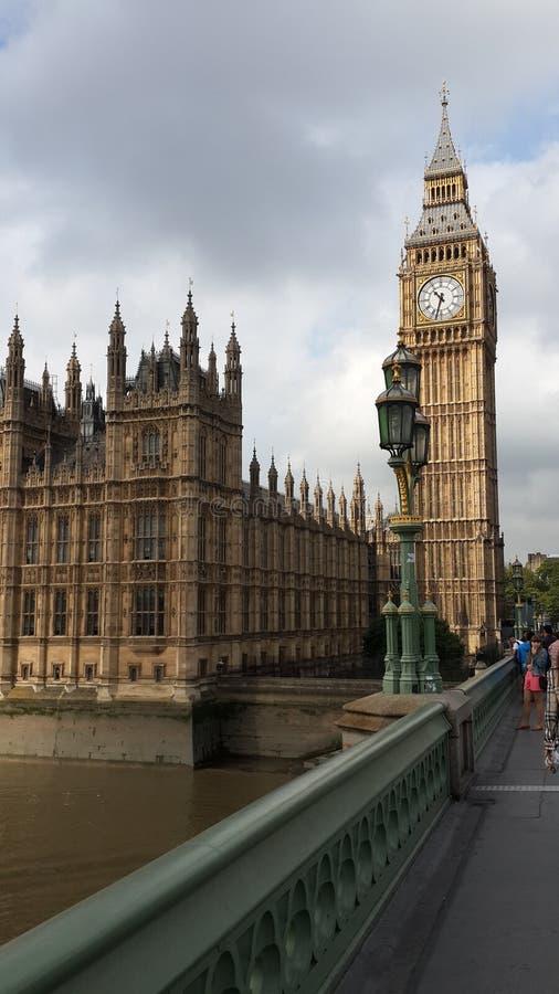 Big Ben, simbolo di Londra fotografia stock libera da diritti