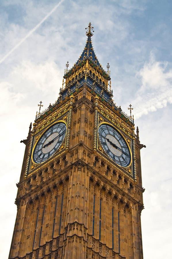 Download Big Ben In Spring Royalty Free Stock Images - Image: 14094269