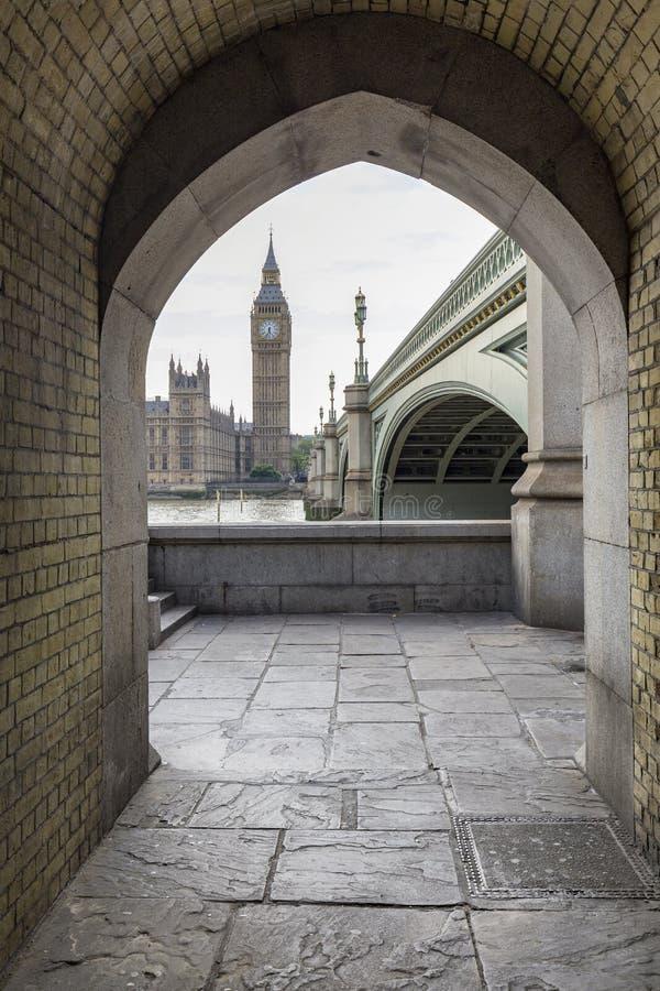 Big Ben stående fotografering för bildbyråer