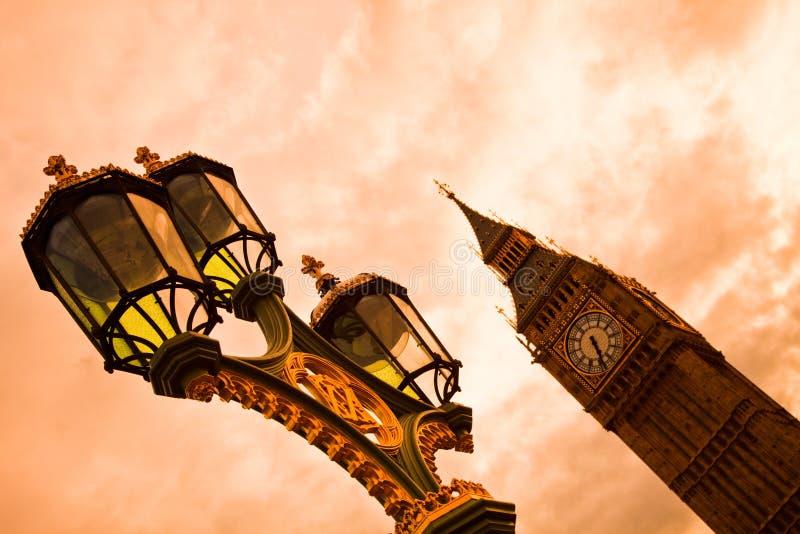 Download Big Ben at sunset stock photo. Image of tourism, travel - 12853970