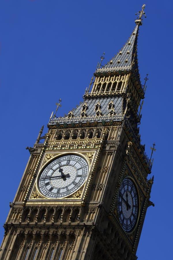 Big Ben tilt stock photography