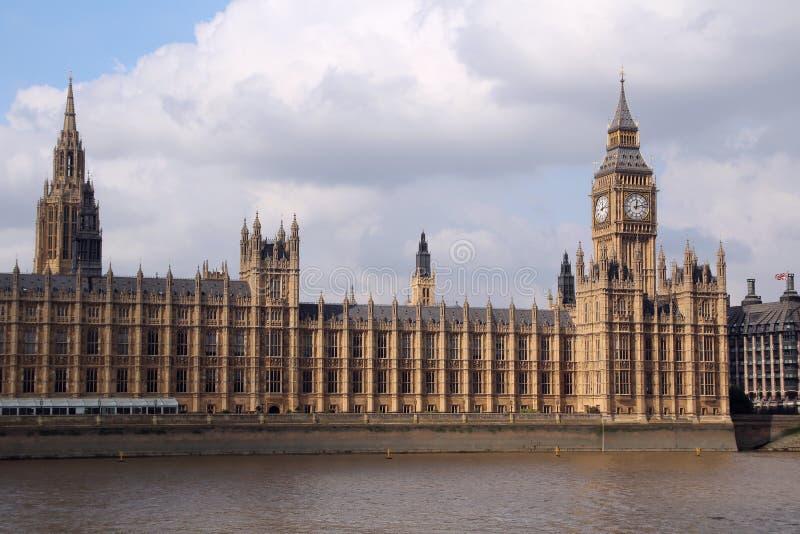 Big Ben (torre) di Elizabeth, Londra immagine stock