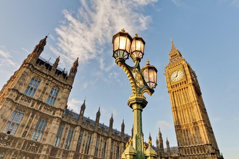 Download Big Ben Tower Clock At London, England Royalty Free Stock Photo - Image: 22505315