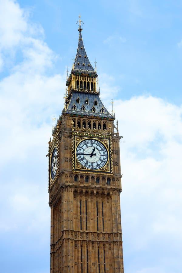 Download Big Ben tower in London stock image. Image of city, landmark - 14407893