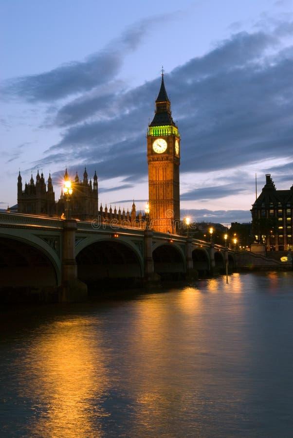 Big Ben von London lizenzfreies stockfoto