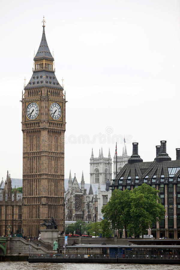 Download Big Ben And Westminster Abbey Stock Images - Image: 28266084