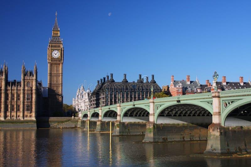 Download Big Ben And Westminster Bridge Royalty Free Stock Photos - Image: 21198828