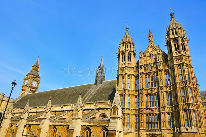 Download Big Ben And Westminster Palace, London Stock Photo - Image: 19457352