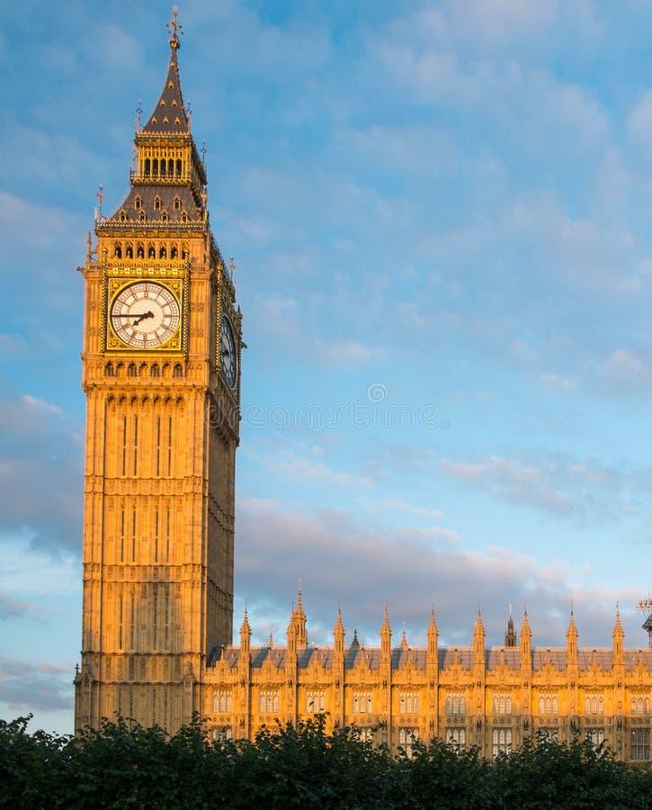 Big Ben wierza zdjęcie stock