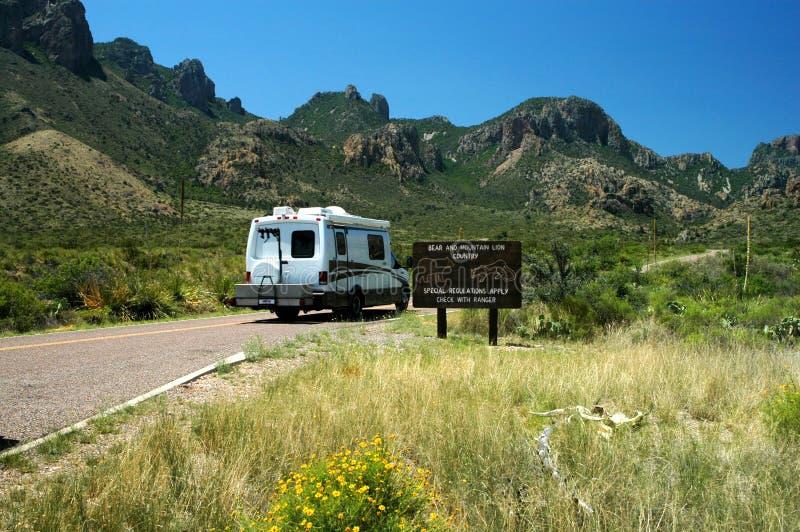 Big Bend National Park Travel royalty free stock photo