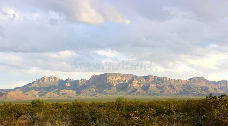 big bend park narodowy obrazy royalty free