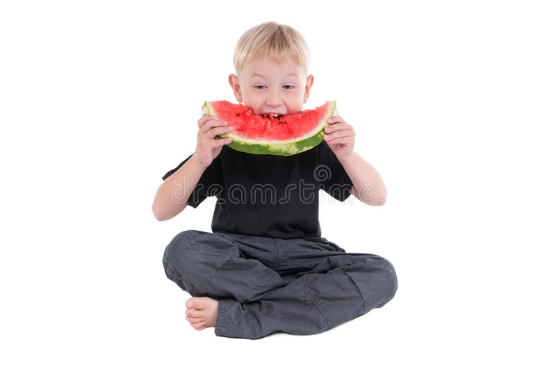 Download Big bite stock photo. Image of messy, happiness, cute - 16182020