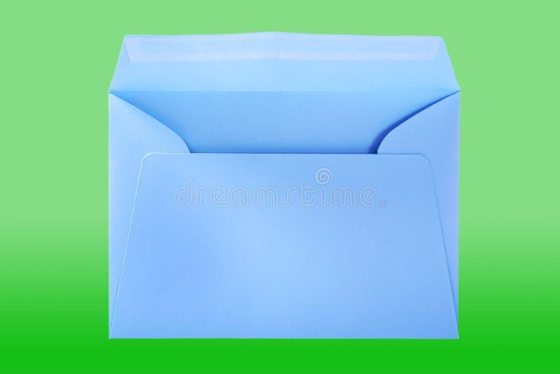 Download Big Blue Envelope. Royalty Free Stock Photo - Image: 17520325