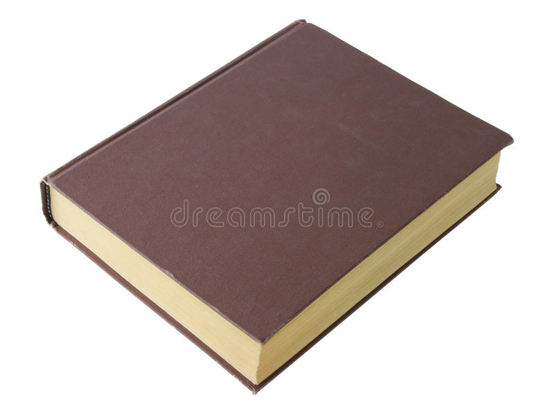 Download Big book stock image. Image of binding, science, closed - 14029065